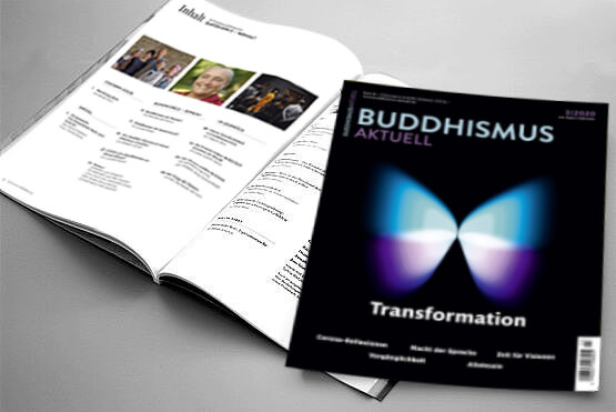 Buddhismus aktuell 3-2020, Transformation